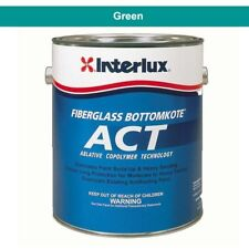 Interlux ACT Ablative Antifouling Bottom Paint - Green Gallon