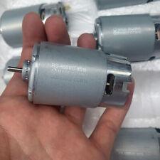 MABUCHI RS-550VC-8518 DC6V-12V 24300RPM High Speed Power Garden Tool Drill Motor