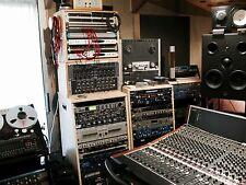Recording Studio (recording, mixing, mastering & location recordings)