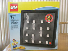 Lego 5005359 6232007 Exclusive Limited Edition Minifigure & Collector Frame