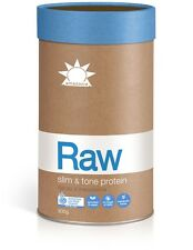 Amazonia RAW Vegan Slim & Tone Protein 500g Cacao and Macademia Health Fitness