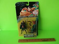 """Batman Forever Transforming Dick Grayson 4.5""""in Figure w/Crime Fighting Suit"""