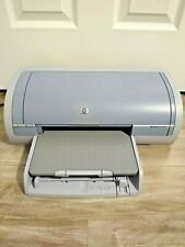 HP DeskJet 5150 Color Inkjet Printer with Power cord (Untested) Powers On