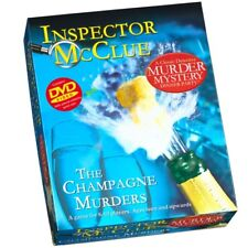 Inspector McClue - The Champagne Murders Murder Mystery Dinner Party Game