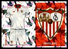 Topps Champions League 2016-17 SEV1 / SEV2 Club Logo / Home Kit Sevilla FC