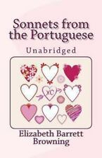 Sonnets from the Portuguese (Unabridged) by Elizabeth Barrett Browning (2012,...