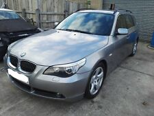 E60 / E61 BMW 5 SERIES - 525i 523i N52 B25 BREAKING SILVER GREY A08 - ALL PARTS