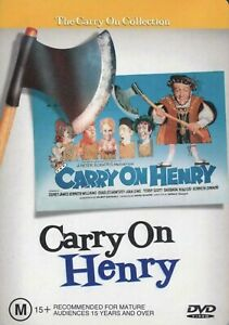 CARRY ON HENRY DVD