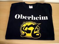 RETRO SYNTH SYNTHESISER OB OBERHEIM DESIGN 4 VOICE DESIGN T SHIRT S M L XL XXL