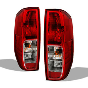 For 05-20 Nissan Frontier 09-12 Suzuki Equator Left Right Set Tail Brake Light