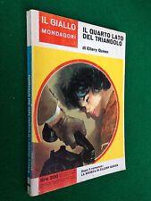 Ellery QUEEN - IL QUARTO LATO DEL TRIANGOLO , Giallo Mondadori n. 926 (1966)