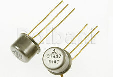 2SC1947 Original New Mitsubishi Transistor C1947 ECG 488 / NTE 488