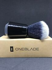 FREE SHIPPING! ONEBLADE 20MM KNOT PREMIUM PROFESSIONAL SYNTHETIC SHAVING BRUSH