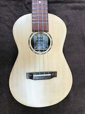 Kelali Tenor ukulele with Honduran Mahogany and Spruce handmade in USA