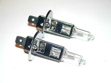 2 Osram 64152 H1 P14.5s 12V 100W Off-Road SUPER BRIGHT HALOGEN LAMPS