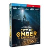 City Of Ember. En Busca De La Luz  (Blu-Ray + Dvd)