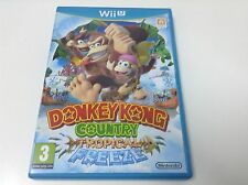 DONKEY KONG COUNTRY TROPICAL FREEZE . Pal España ..Envio Certificado . Paypal