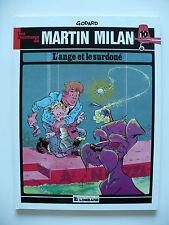 EO (état neuf) - Martin Milan 10 (l'ange et le surdoué) 1985 Godard