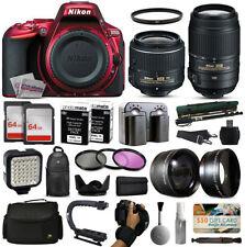 Appareils photo numériques rouge Nikon