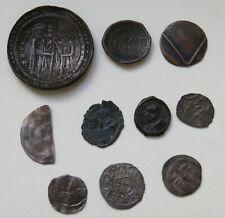Ausland 10 mittelalterliche Münzen
