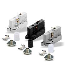 Multiadapter für 3-Phasen Stromschienen inkl. Alunippel & Zugentlaster + GA69