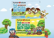 Human Nature Kids Bath Soap Chocolate Adventure 120g