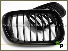 BMW E53 X5 SUV 2000 2001 2002 2003 Matte Black Front Kidney Grille Grill