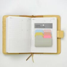 6 Colors 90PCS Divider Sticky Notes Index Tabs Paper Office Memo Sticky Notes