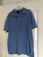 Boys Age 10/12 Ralph Lauren Polo Top