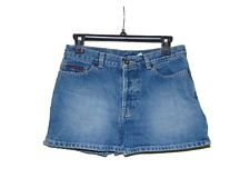 Pre Owned Dkny Jean Short Shorts Size 6 Button Fly