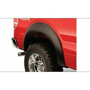 Bushwacker Extended-A-Fender Rear Flares For International Scout