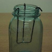 Wrought Iron Hanging Tea Light Candle Holder Insert for Mason Jars MADE IN USA