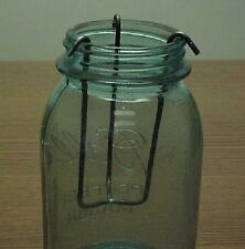 Wrought Iron Hanging Tea Light Candle Holder Insert for Mason Jars - USA MADE