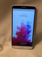 LG G3 White AT&T Android Cell Phone 32gb - Needs Repair - READ Description