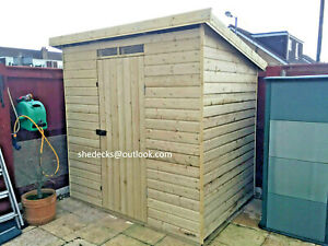 security shed workshop tool store heavy duty tanalised bike store gym bar