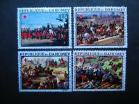 Dahomey #C77-80 Mint Never Hinged - WDWPhilatelic (BX) 3