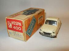 VESPA 400 BLANC par NOREV Vintage avec BOITE au 1/43