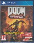 Doom Eternal PS4 PlayStation 4 Brand New Factory Sealed