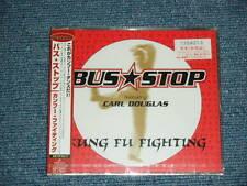 BUS STOP Japan 1998 PROMO SEALED Maxi-CD+Obi KUNG FU FIGHTING