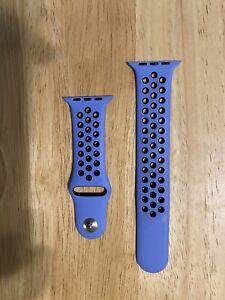 Apple Watch Nike Sport Band 44mm Royal Pulse/Black OEM MWUA2AM/A authentic