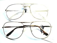 2 New READING GLASSES  +2.25  Men's Variety fashion Frames Quality and comfort