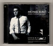 (HX591) Michael Buble, Sings Totally Blonde - 2008 CD