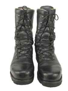 Austrian Army Heavyweight Leather Combat Para Boots Military Clothing Surplus UK
