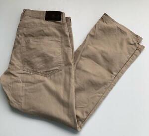 "Under Armour Durable Workwear Men's 36 x 32"" Khaki Work Pants"