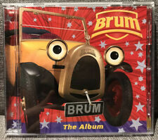 BRUM THE ALBUM 2002 CD ABC for KIDS *Disc Mint* FAST FREE POST