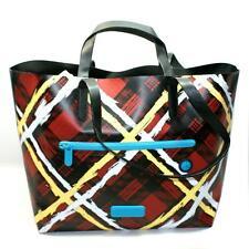 Marc By Marc Jacobs Ruby Red Multi Tote/ Handbag #M0007212 $328