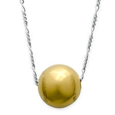 2015 2 gm Cook Islands $10 Gold Sphere Valcambi (w/Silver Chain) - SKU #95820