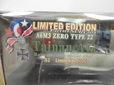 LIMITED EDITION ULTIMATE SOLDIER 32XW A6M3 ZERO TYPE 22 TAINAN 1:32 SCALE PLANE