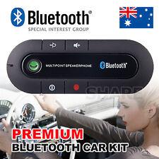 Bluetooth Handsfree Car Kit Wireless Speakerphone Speaker for iPhone 5 6S 7 Plus