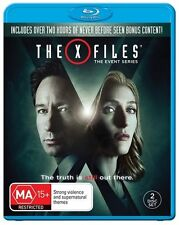The X-Files TV Shows DVD & Blu-ray Movies